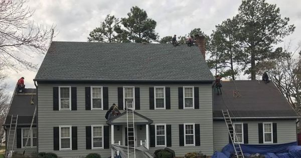 New Roof in Richmond, VA (1)